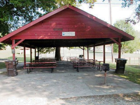 Truman-Ingle Shelter at Veterans Park