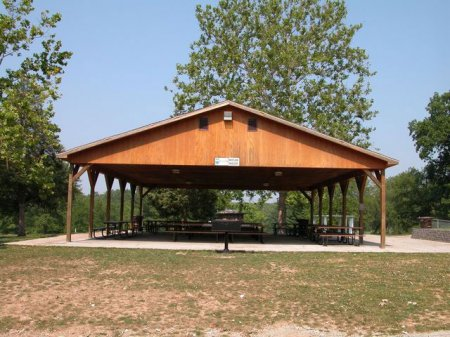 Whitlow Shelter at Veterans Park